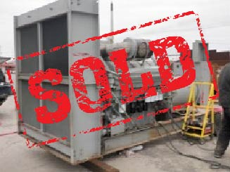800kw used generator set